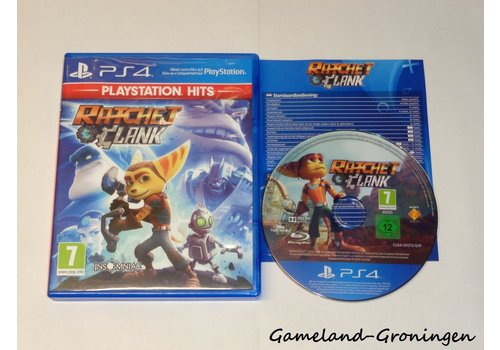 Ratchet & Clank (Complete, PlayStation Hits)