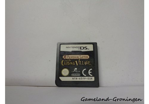 Professor Layton and the Curious Village (EUR)