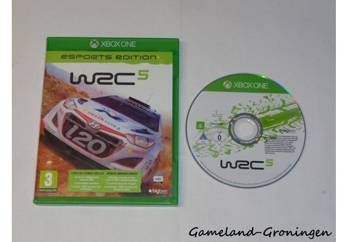WRC 5 Esports Edition (Complete)