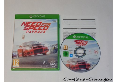 Need for Speed Payback (Compleet)