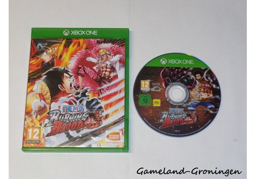 One Piece Burning Blood (Compleet)