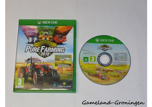 Pure Farming 2018 (Compleet)