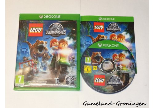 Lego Jurassic World (Complete)