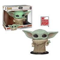 Star Wars Mandalorian POP! Vinyl Figure The Child / Baby Yoda 25 cm (New)