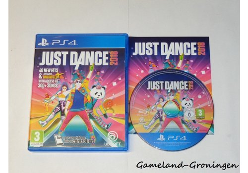 Just Dance 2018 (Complete)