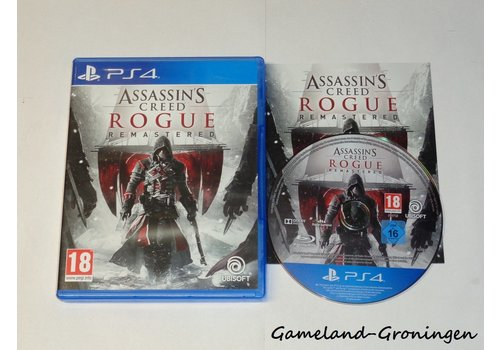 Assassin's Creed Rogue Remastered (Complete)