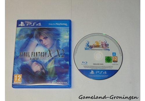 Final Fantasy X X-2 HD Remaster (Compleet)
