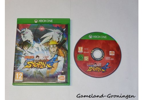 Naruto Shippuden Ultimate Ninja Storm 4 (Complete)