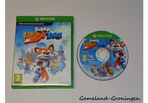 Super Lucky's Tale (Complete)