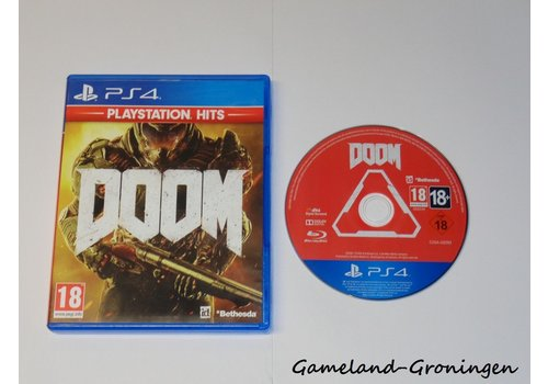 Doom (Complete, PlayStation Hits)