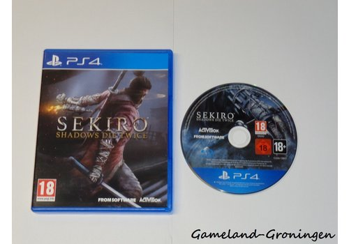 Sekiro Shadows Die Twice (Complete)