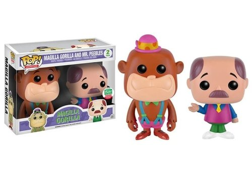 Magilla Gorilla POP! - Magilla Gorilla & Mr. Peebles 2-Pack