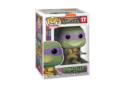 Teenage Mutant Ninja Turtles POP! - Donatello