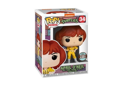 Teenage Mutant Ninja Turtles POP! - April O'Neil