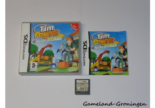 Tim Power Klusjesman (Complete, HOL)