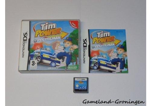 Tim Power Politieman (Complete, HOL)