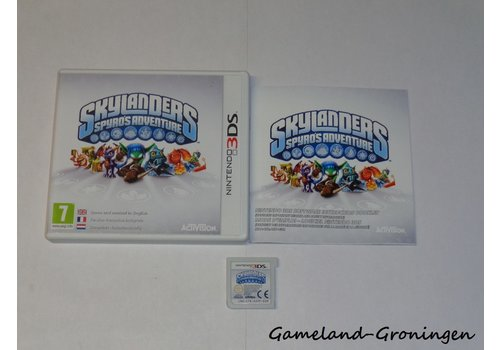 Skylanders Spyro's Adventure (Complete, EUR)