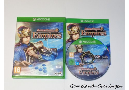 Dynasty Warriors 8 Empires (Complete)