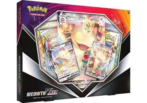 Pokémon TCG - Meowth VMAX Special Collection Box