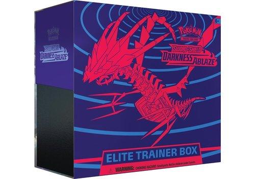 Pokémon TCG - Sword & Shield Darkness Ablaze Elite Trainer Box