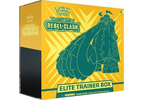 Pokémon TCG - Sword & Shield Rebel Clash Elite Trainer Box