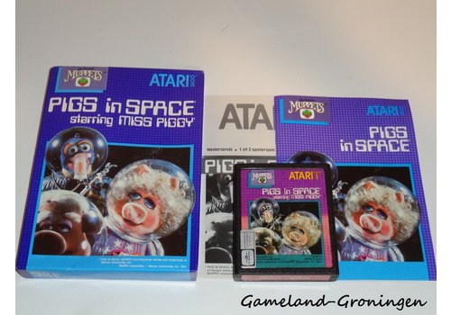 Pigs in Space Starring Miss Piggy (Complete)