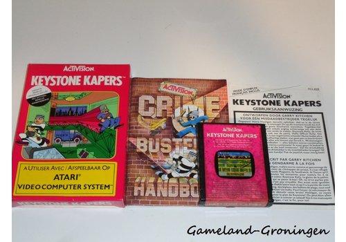Keystone Kapers (Complete)