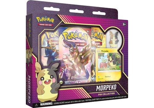 Pokémon TCG - Morpeko Pin Collection
