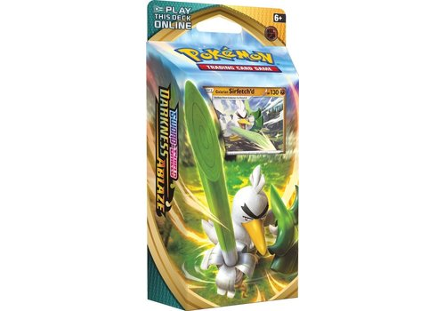 Pokémon TCG - Sword & Shield Darkness Ablaze Theme Deck