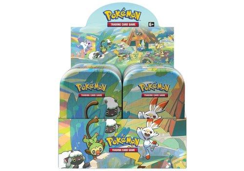 Pokémon TCG - Sword & Shield Galar Pals Mini Tin