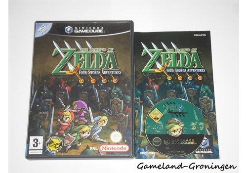 The Legend of Zelda Four Swords Adventures (Complete, HOL)