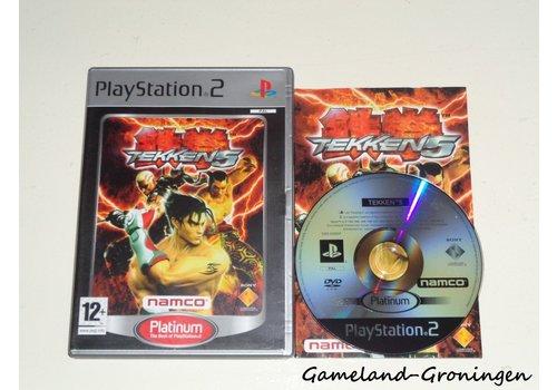 Tekken 5 (Complete, Platinum)