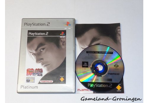 Tekken Tag Tournament (Complete, Platinum)
