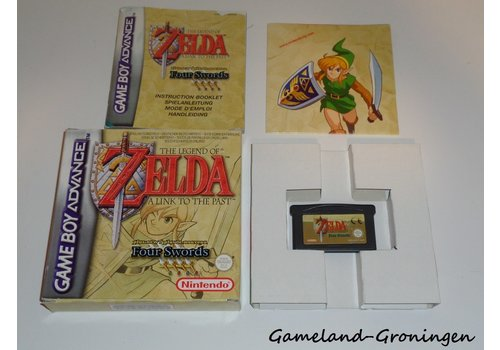 The Legend of Zelda A Link to the Past Four Swords (Complete, NEU6)