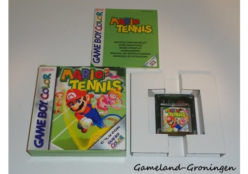 Mario Tennis (Complete, NEU6)
