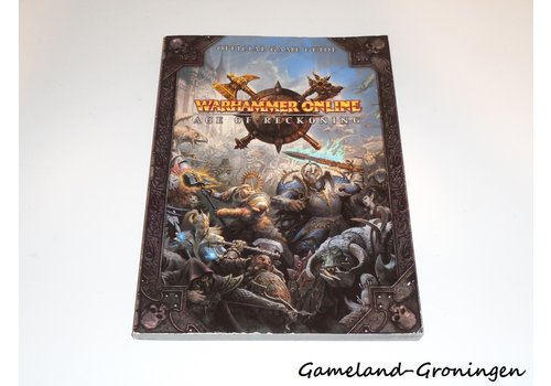 Warhammer Online Age of Reckoning (Strategy Guide)