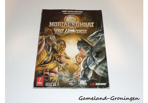 Mortal Kombat vs. DC Universe (Strategy Guide)