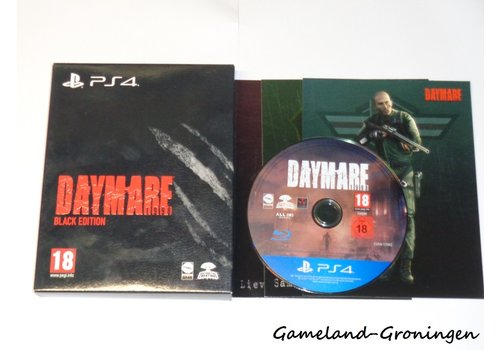 Daymare 1998 Black Edition (Compleet)