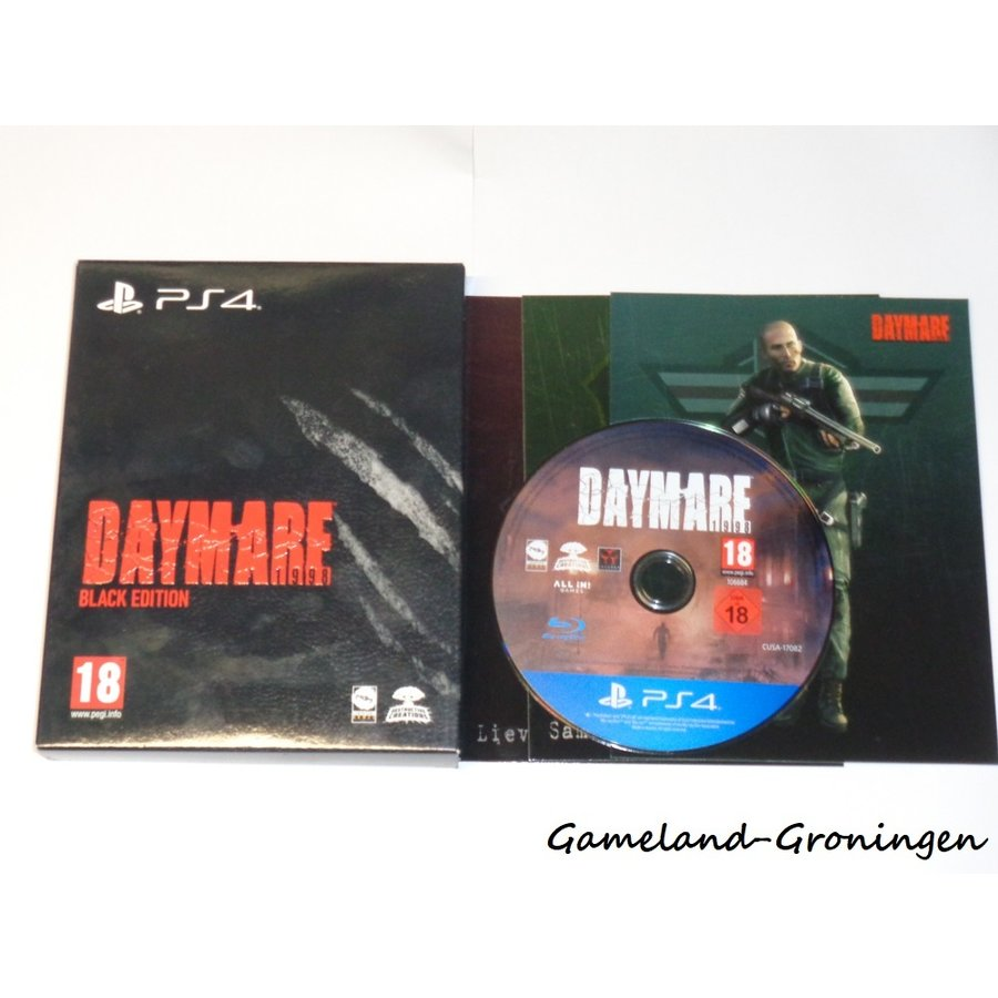 Daymare 1998 Black Edition (Complete)