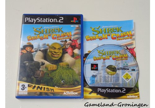 Shrek Smash n' Crash Racing (Complete)
