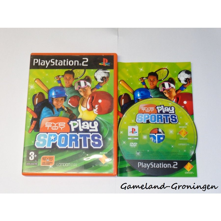 Eye Toy Play Sports (Complete)