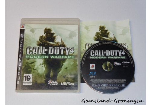 Call of Duty Modern Warfare (Complete)