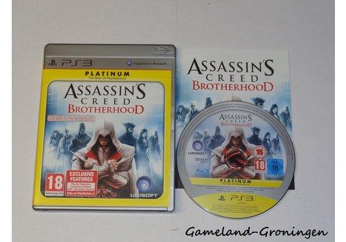 Assassin's Creed Brotherhood (Compleet, Platinum)