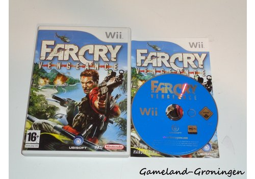 Far Cry Vengeance (Complete)