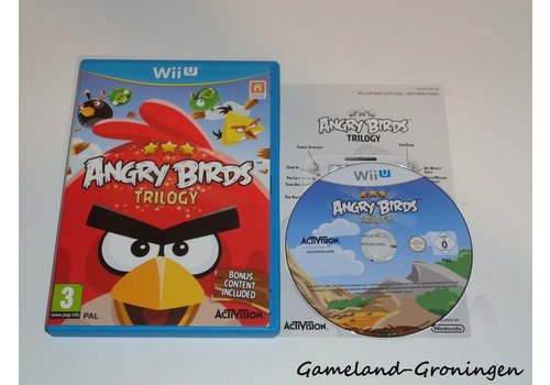 Angry Birds Trilogy (Complete)