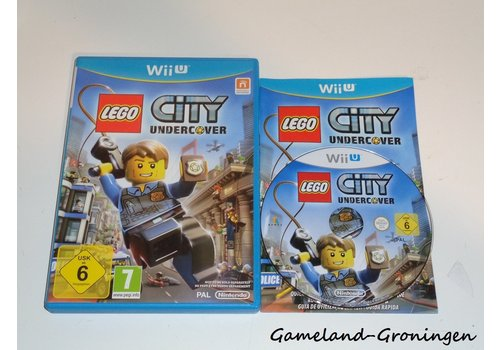 Lego City Undercover (Complete)