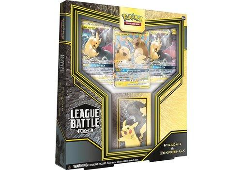 Pokémon TCG - League Battle Deck Pikachu & Zekrom-GX