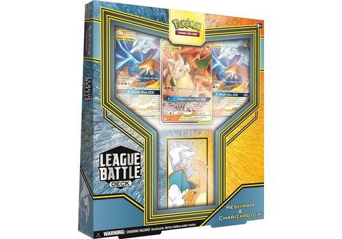 Pokémon TCG - League Battle Deck Reshiram & Charizard-GX