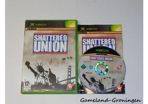 Shattered Union (Compleet)