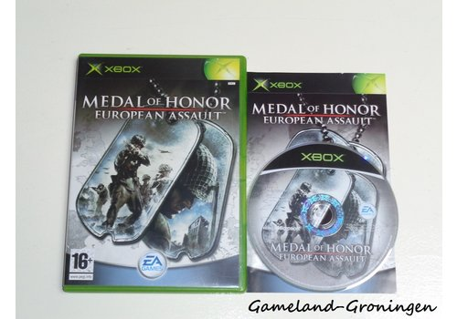 Medal of Honor European Assault (Complete)